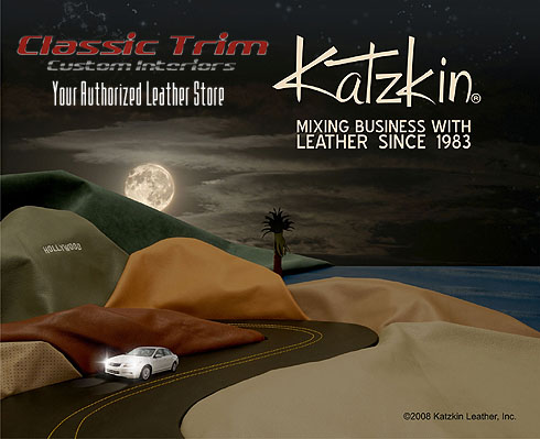 Authorized Katzkin's Rawlings Leather Shop